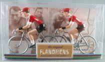 The Original Flandriens - Cycliste Métal - Les Equipes Protour 2019 - Sunweb