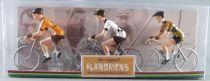 The Original Flandriens - Cycliste Métal - Les Héros - Eddy Merckx (2) Maillot Moltoni Campagnolo + Peugeot + Moltoni Arcore