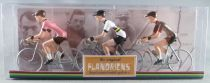 The Original Flandriens - Cycliste Métal - Les Héros - Tom Dumoulin Maillot Sunweb + Giant Alpecin + Champion du Monde