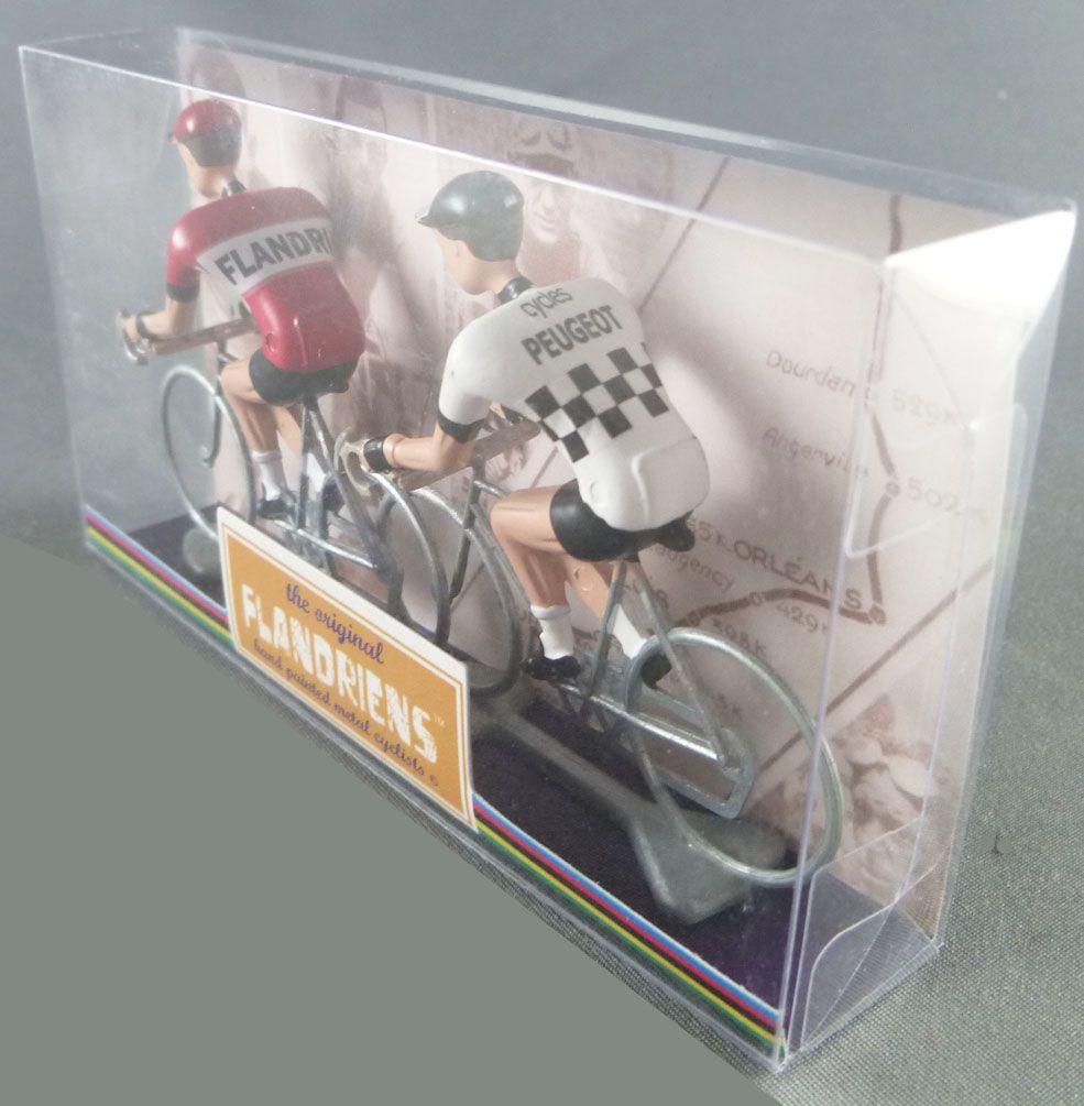 The Original Flandriens -Cyclist (Metal) - The Mythic Teams - Peugeot & Flandria