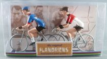 The Original Flandriens -Cyclist (Metal) - The Mythic Teams - Salvarani & Faemino