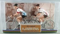 The Original Flandriens -Cyclist (Metal) - The Mythic Teams - St Raphael & Daf