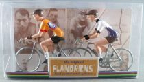 The Original Flandriens -Cyclist (Metal) - The Mythic Teams - Stimorol & Gan - Mercier