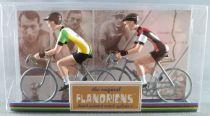 The Original Flandriens -Cyclist (Metal) - The Mythic Teams - Vermeer-thijs & Lejeune