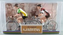The Original Flandriens -Cyclist (Metal) - The Mythic Teams - Vermeer-thijs & Lejeune