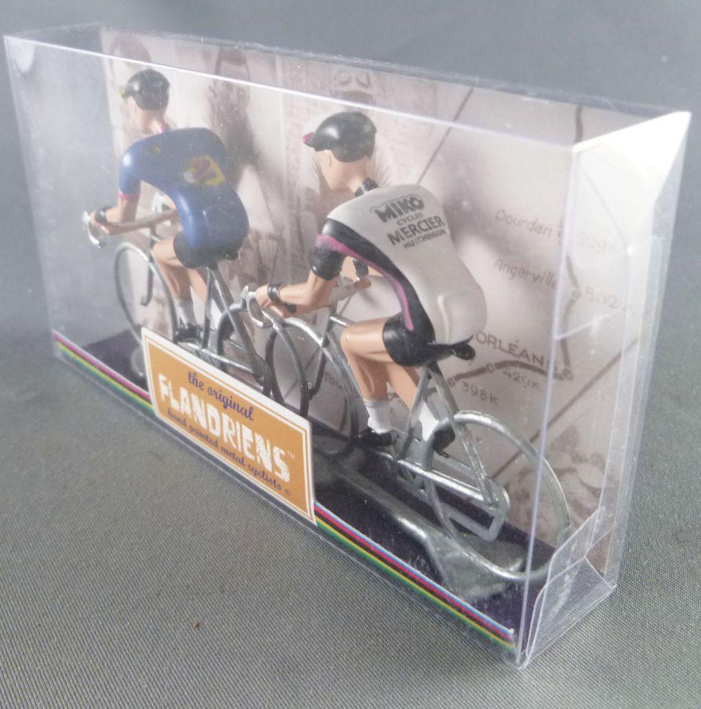 The Original Flandriens -Cyclist (Metal) - The Mythic Teams - Z & Miko