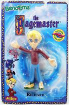 The Pagemaster - Justoys - Richard Tyler bendable figure
