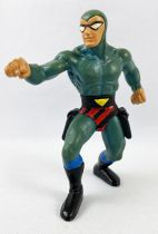 The Phantom (Lee Falk) - Comics Spain PVC Figure - The Phantom punching fist (blue)