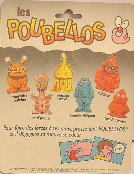 The Poubellos - Ajena - Sewer Smell