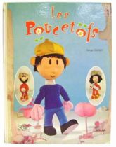The Poucetofs - hard cover illustrated book
