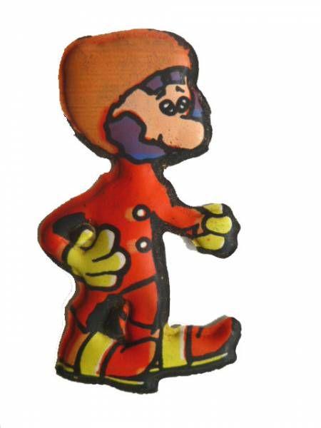 The Poucetofs - Premium - flat figure