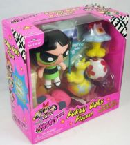 The Powerpuff Girls Les Supers Nanas - Pokey Oaks Playset & Rebelle - Trendmasters (1)