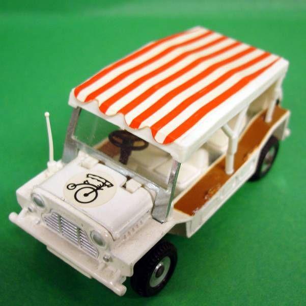 The Prisoner - Austin Mini-Moke - Dinky Toys ref.106