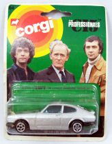 The Professionals C15 - Corgi Junior - Ford Capri (mint on card)