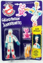 The Real Ghostbusters - Fright Features Egon Spengler