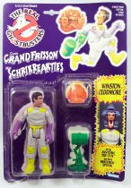 The Real Ghostbusters - Fright Features Winston Zeddmore