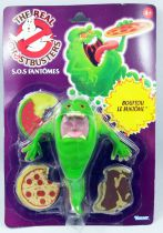 The Real Ghostbusters - Green Ghost Slimer