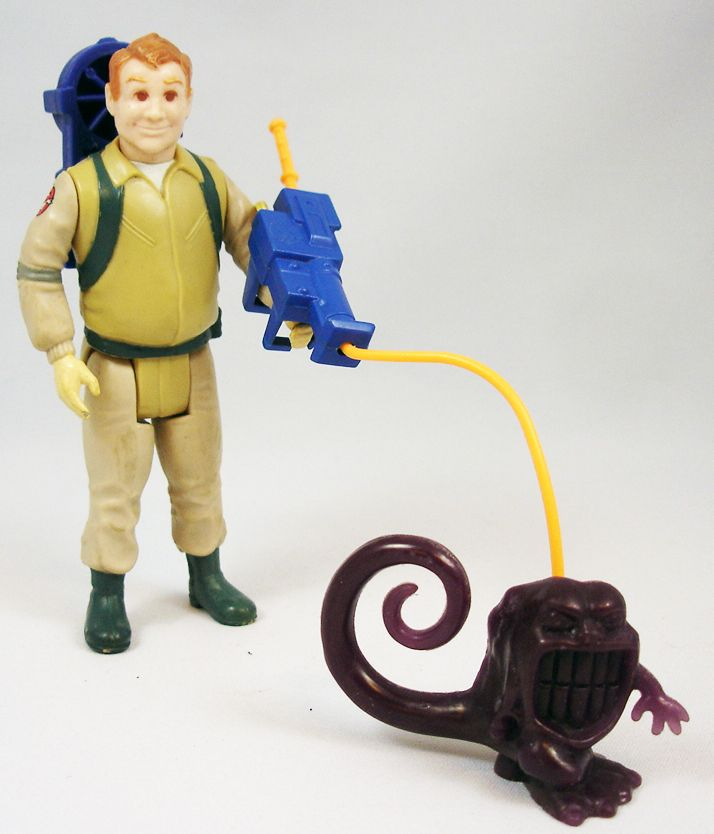 The Real Ghostbusters S.O.S. Fantômes - Original Ray Stantz (loose)