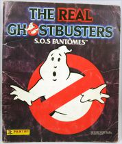 The Real Ghostbusters - Panini Stickers Collector