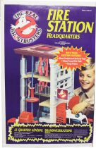 The Real Ghostbusters - Playset Fire House Station Headquarters (loose)