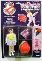 The Real Ghostbusters - Screaming Heroes Janine Melnitz