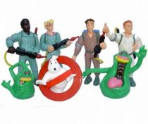 The Real Ghostbusters - Set of 7 pvc figures