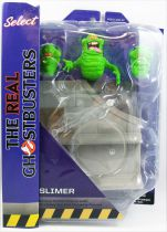 The Real Ghostbusters S.O.S. Fantômes - Diamond Select - Slimer