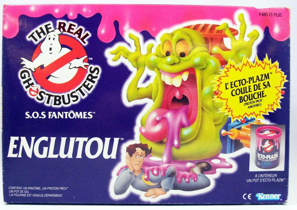 The Real Ghostbusters S.O.S. Fantômes - Fantôme Englueur Englutou