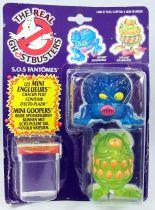 The Real Ghostbusters S.O.S. Fantômes - Mini-Englueurs Grosbid et Crâneur