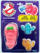 The Real Ghostbusters S.O.S. Fantômes - Mini-Shooters Bazooka et les Boulets
