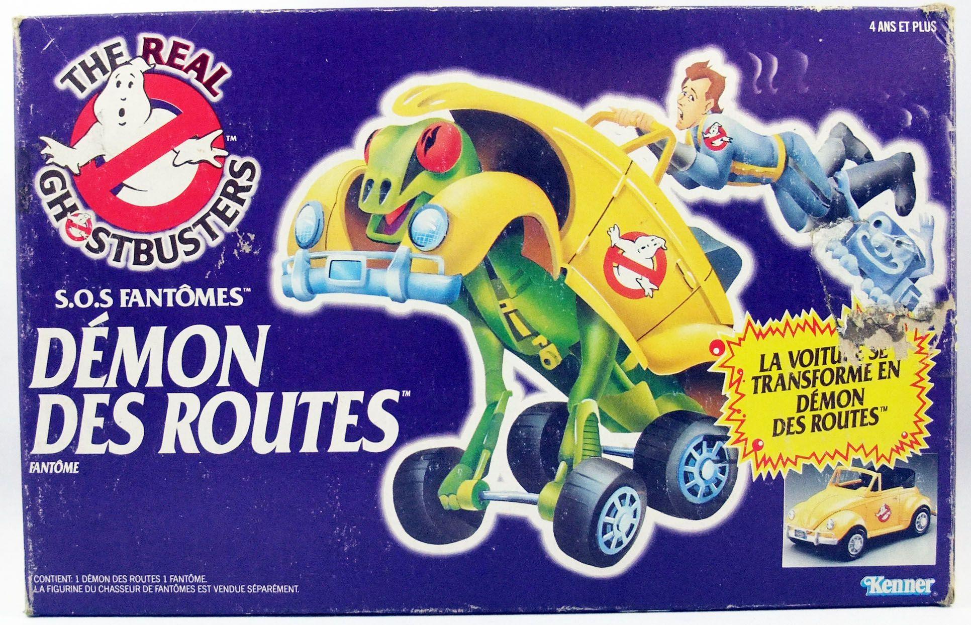 The Real Ghostbusters S.O.S. Fantômes - Véhicule Démon des Routes