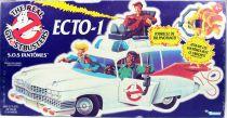 The Real Ghostbusters S.O.S. Fantômes - Véhicule Ecto-1 (neuf en boite)