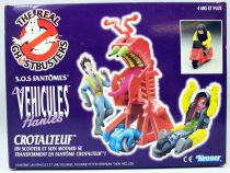 The Real Ghostbusters S.O.S. Fantômes - Véhicules Hantés Le Crotalteuf