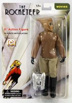 """The Rocketeer - 8\"""" action figure - Mego"""
