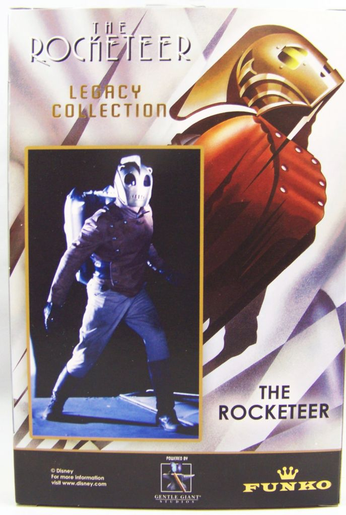 The Rocketeer - Funko (Legacy Collection #1) 02