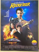 The Rocketeer - Movie Poster 40x60cm - Touchstone  Pictures 1991