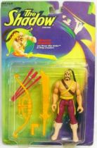 The Shadow - Kenner - Mongol Warrior