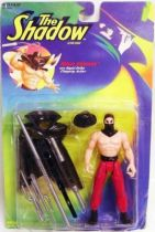 The Shadow - Kenner - Ninja Shadow