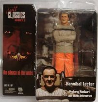 The Silence of the Lambs - Hannibal Lecter - NECA Cult Classics series 5 figure