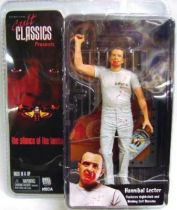 The Silence of the Lambs - Hannibal Lecter (features Nighstick & Holding Cell Diorama) - NECA Cult Classics series 5 figure