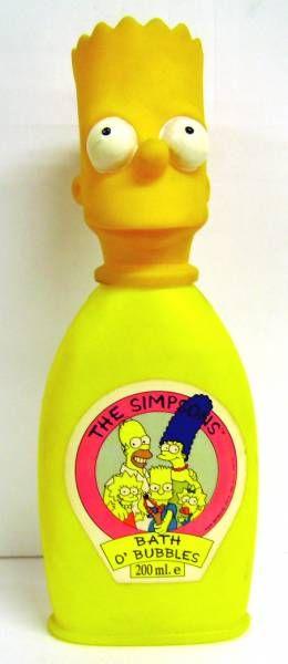 The Simpsons - Bath O\'Bubbles - Bart