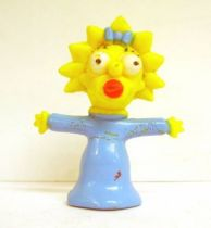 The Simpsons - Bendable Figure - Maggie