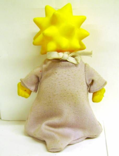 The Simpsons - Burger King Premium Doll - Maggie