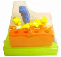 The Simpsons - Familly Toothbrush Holder