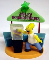 The Simpsons - Gentle Giant Bust-Ups Serie 2 - Homer & Gummi DeMilo