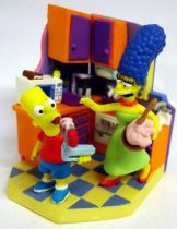 The Simpsons - Gentle Giant Bust-Ups Serie 2 - Kitchen Hazard