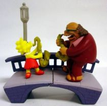 The Simpsons - Gentle Giant Bust-Ups Serie 3 - Lisa & Bleeding Gums