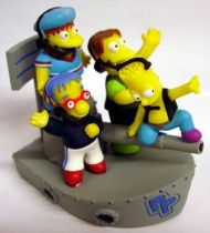 The Simpsons - Gentle Giant Bust-Ups Serie 3 - Parte Posse