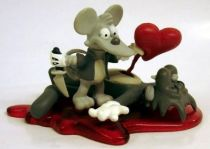 The Simpsons - Gentle Giant Bust-Ups Serie 5 - Itchy & Scratchy (variant)