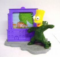 The Simpsons - Halloween Burger King Premium - Bart-Zilla
